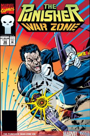 The Punisher War Zone #30