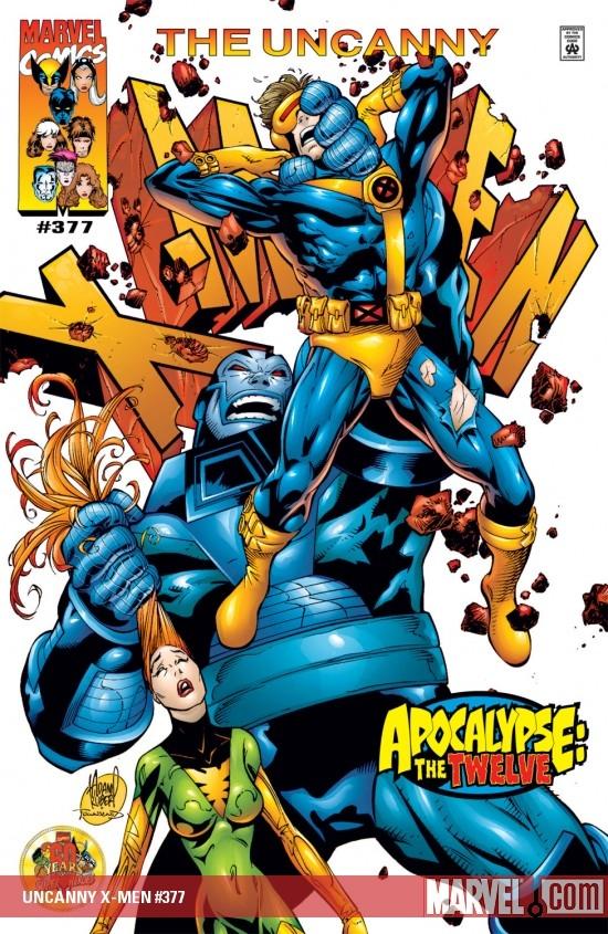 Uncanny X-Men (1963) #377