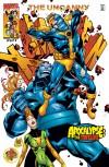 UNCANNY X-MEN #377