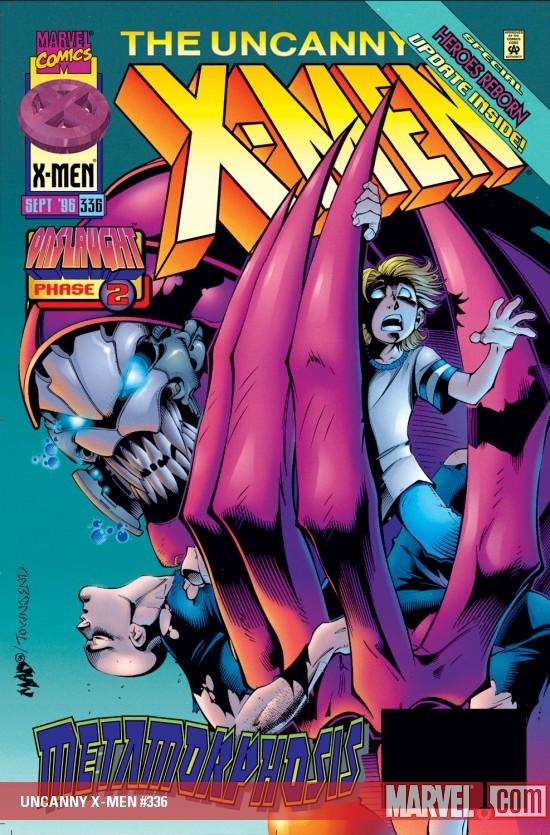 Uncanny X-Men (1963) #336
