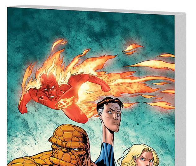 MARVEL ADVENTURES FANTASTIC FOUR: DOOMED IF YOU DON'T #1