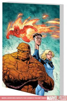 Marvel Adventures Fantastic Four: Doomed If You Don't (Digest)