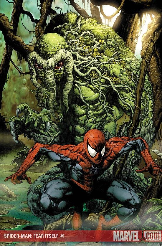 Spider-Man: Fear Itself (2009) #1