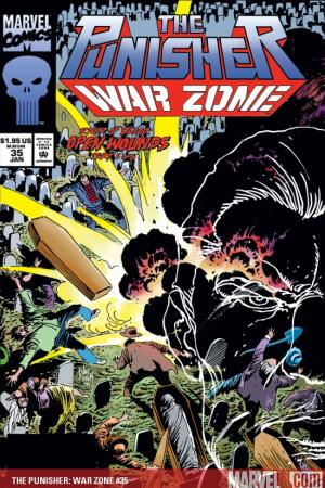 The Punisher War Zone (1992) #35