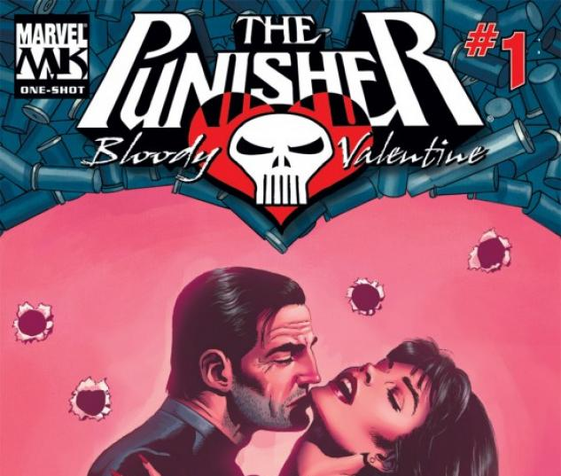 PUNISHER: BLOODY VALENTINE #1