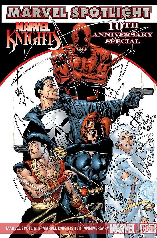 Marvel Spotlight (2005) #33