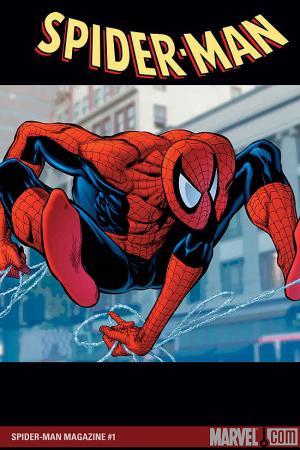 Spider-Man Magazine (2008) #1