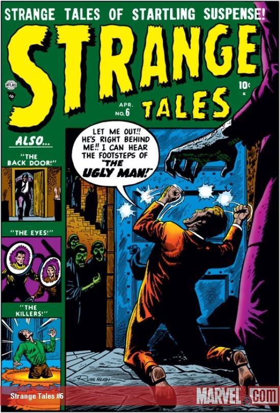 Strange Tales (1951) #6