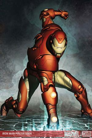 Iron Man Poster Book (2008) #1