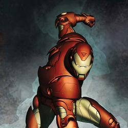 IRON MAN POSTER BOOK #1
