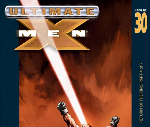 ULTIMATE X-MEN #30