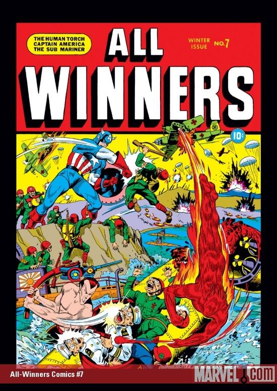 All-Winners Comics (1941) #7