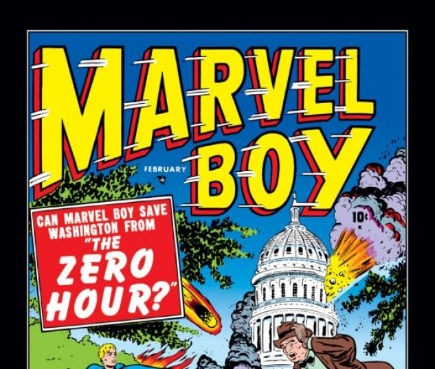 Marvel Boy #2
