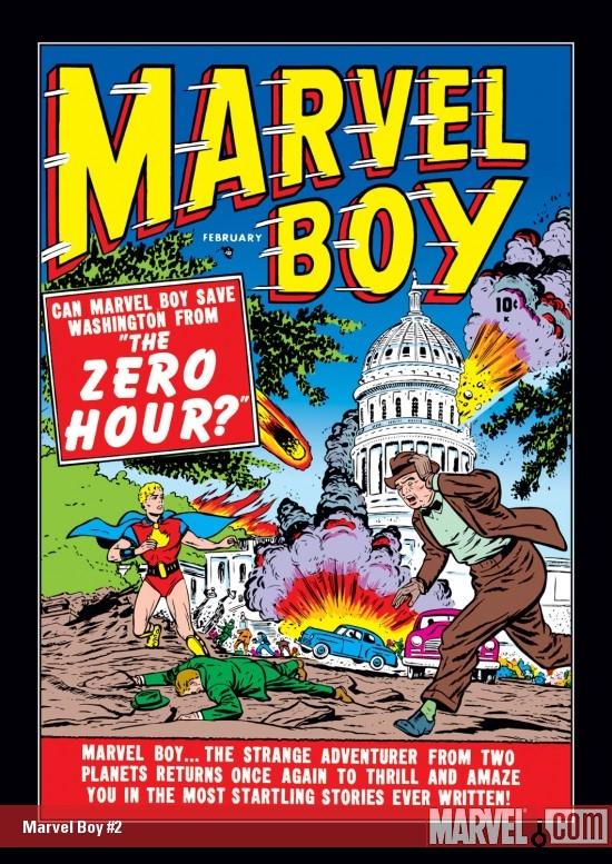 Marvel Boy (1950) #2