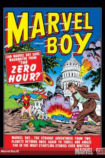 Marvel Boy (1950) #2