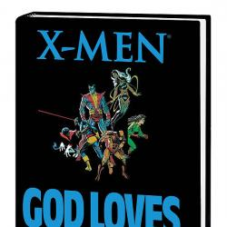 X-MEN: GOD LOVES, MAN KILLS PREMIERE #0