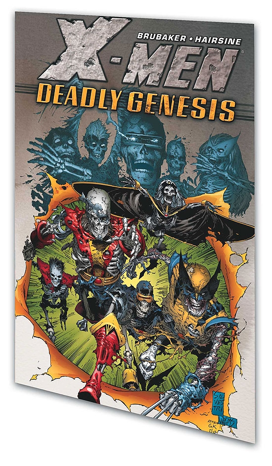 X-Men: Deadly Genesis (Trade Paperback)