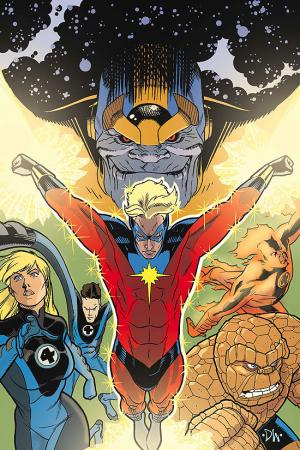Marvel Adventures Fantastic Four #16