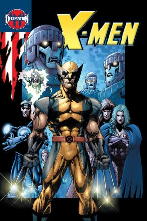 Decimation: X-Men the Day After (Trade Paperback)