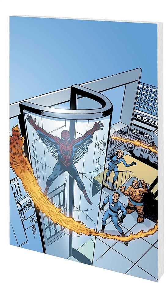 FANTASTIC FOUR/SPIDER-MAN CLASSIC TPB (Trade Paperback)