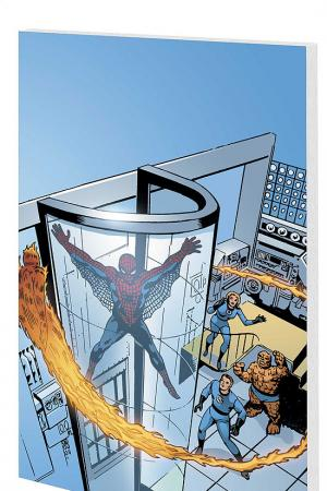 FANTASTIC FOUR/SPIDER-MAN CLASSIC TPB (2005)