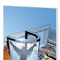 FANTASTIC FOUR/SPIDER-MAN CLASSIC COVER