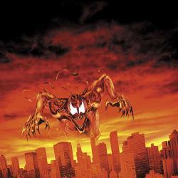 SPIDER-MAN MAXIMUM CARNAGE TPB COVER