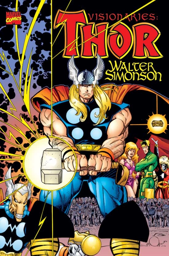 Thor Visionaries: Walter Simonson Vol. I (Trade Paperback)