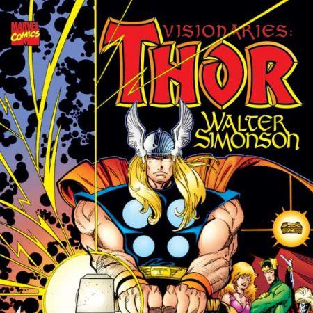 THOR VISIONARIES: WALTER SIMONSON VOL. I TPB #0