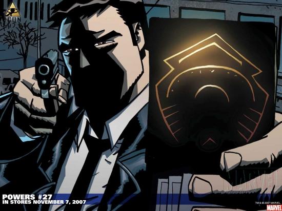 Powers (2004) #27 Wallpaper
