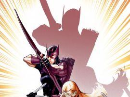 Image Featuring Hawkeye