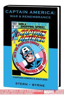 Captain America: War & Rememberance (Hardcover)