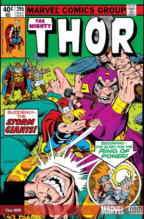 Thor (1966) #295