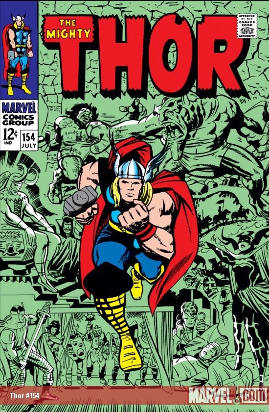 Thor (1966) #154