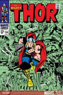 marvel comics 1966