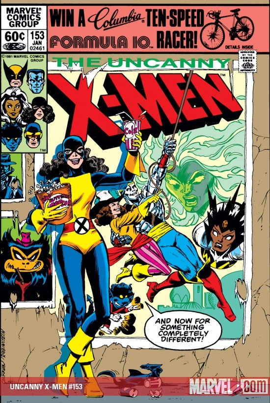 Uncanny X-Men (1963) #153