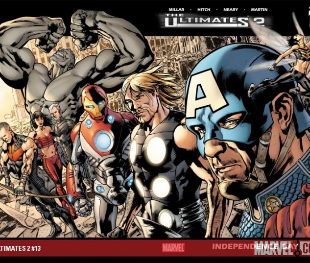 ULTIMATES 2 #13