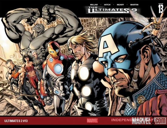 Ultimates 2 (2004) #13