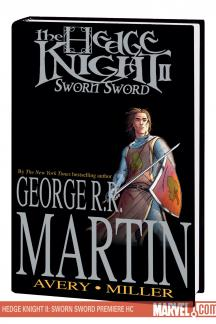 Hedge Knight II: Sworn Sword Premiere (Hardcover)