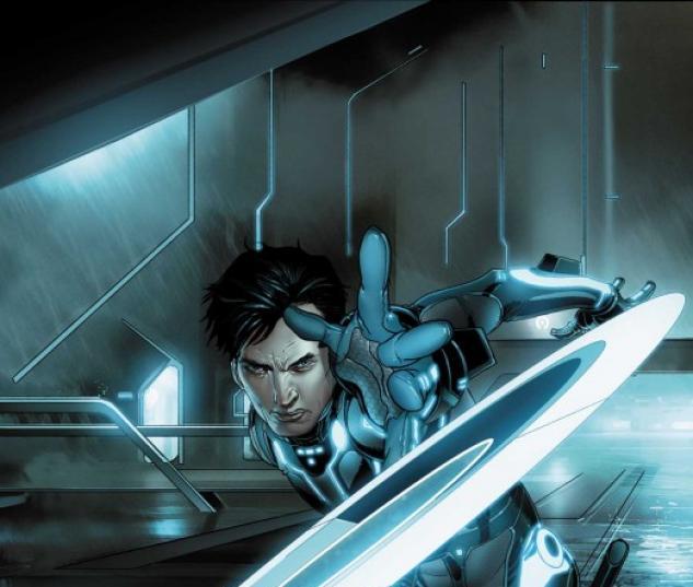 Tron: Betrayal (2010) #1