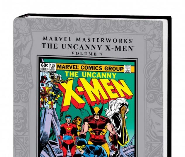 Marvel Masterworks: The Uncanny X-Men Vol. 7 (Hardcover Book)