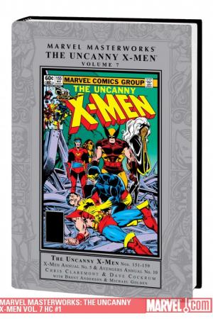 Marvel Masterworks: The Uncanny X-Men Vol. 7 ()