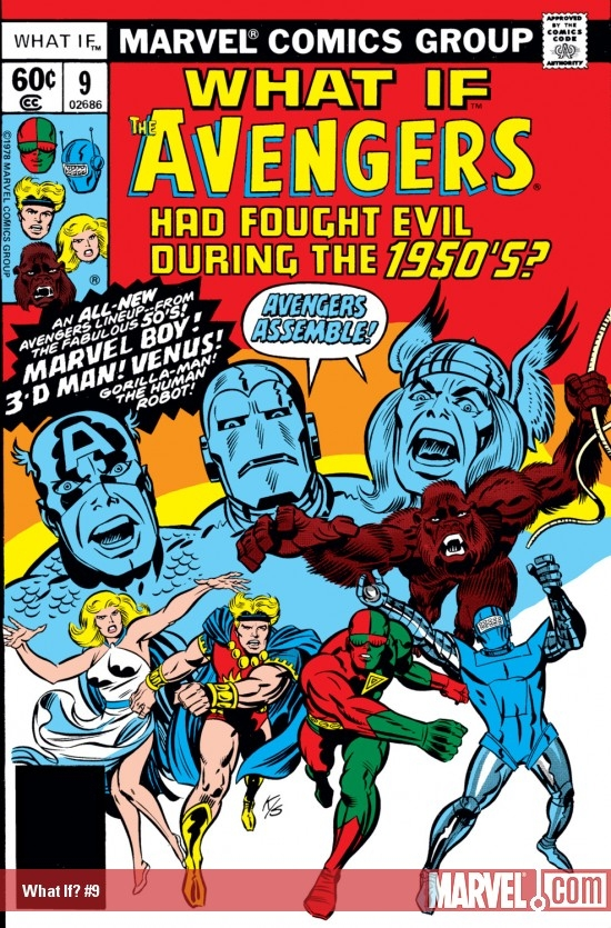 What If? (1977) #9