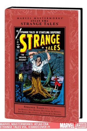 Marvel Masterworks: Atlas Era Strange Tales Vol. 4 (2010) #1