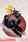 Venom (2011) #2 cover by Tony Moore