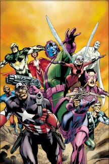 Avengers: The Children's Crusade - Young Avengers #1
