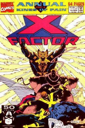 X-Factor Annual #6