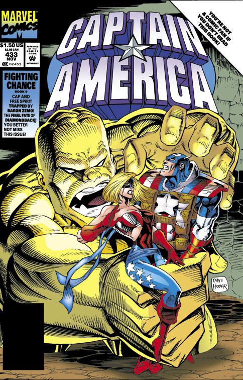 Captain America (1968) #433