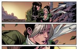 X-Men: Legacy #248 preview art by Jorge Molina
