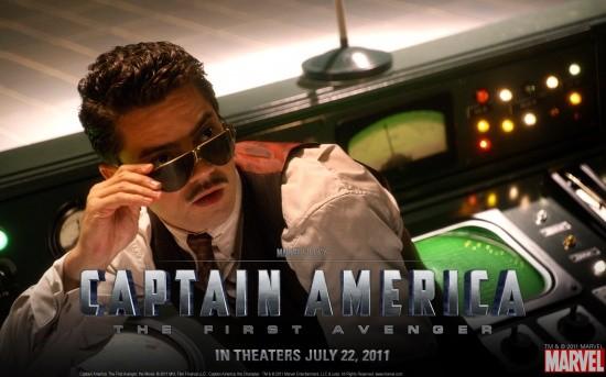 Captain America: The First Avenger Wallpaper #8